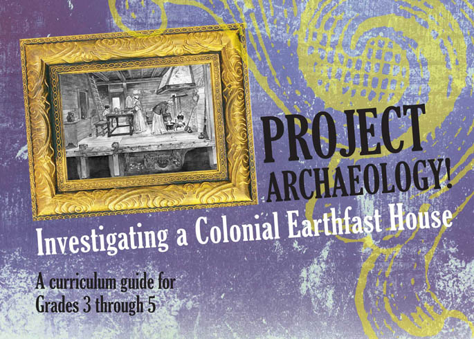 Colonial-Earthfast-House