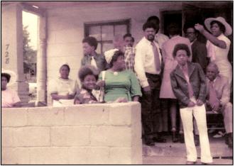 Meet Two Davis Bottom Families  – Part One