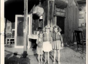 Meet Two Davis Bottom Families  – Part Two