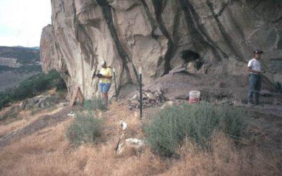 Investigating the Red Army Rock Art Panel