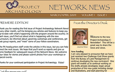 March-April 2004 Newsletter