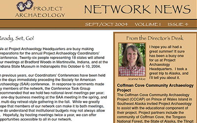 October-November 2004 Newsletter