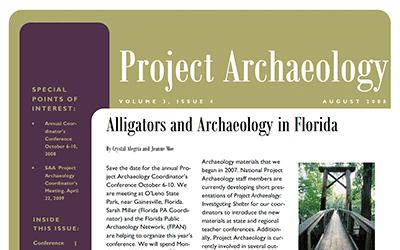 August 2008 Newsletter