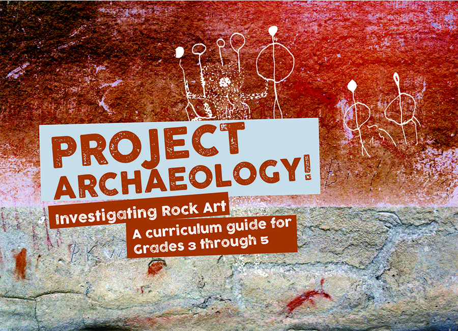 Investigating Red Army Rock Art Panel
