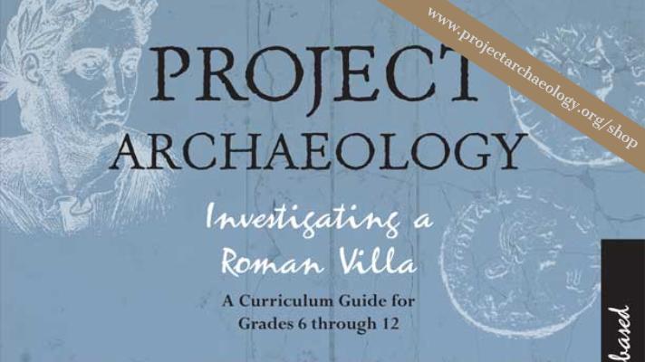 NEW! Investigating a Roman Villa
