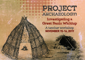 Klamath Falls Archaeology Teacher Workshop Cancelled @ Klamath County Museum