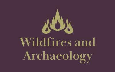 Wildfires and Archaeology