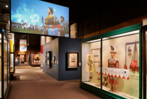 Native North America Hall at Field Museum (Photo from John Weinstein)