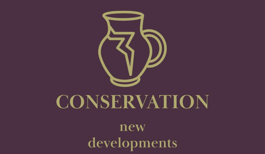 Conservation: New Developments