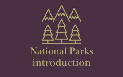 National Parks: an introduction