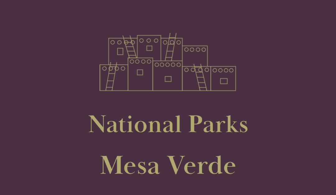 National Parks: Mesa Verde